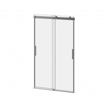 "Kalia DR1294 Akcess 48"" X 77"" Sliding Shower Door"