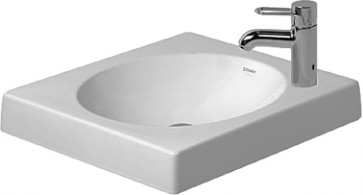 "Duravit 032050008 Architect Sink 19 5/8"" inches"