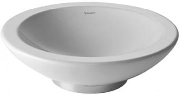 """Duravit 0451400000 Bagnella Sink  15 3/4"""" inches"""
