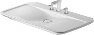"""Duravit 03711000001 PuraVida Sink 39 3/8"""" inches"""