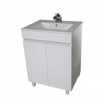 "Aml 201ECO Eco 24"" Bathroom Vanity Cabinet with Single Sink"