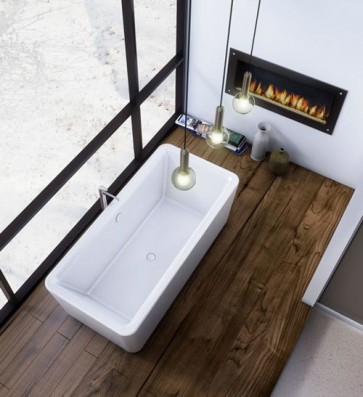 Element 68FS32 Free Standing Bathtub