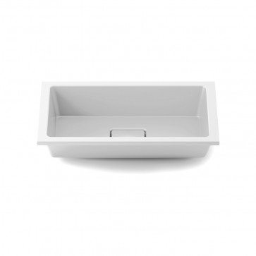 Kalia FU1224-240 Komo Over Counter Bathroom Sink