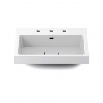 Kalia FU1225-240 Joki Bathroom Sink For Widespread Faucet