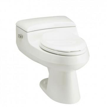 Kohler K-3597 San Raphael Comfort Height Pressure Lite 1.0 gpf Elongated Toilet