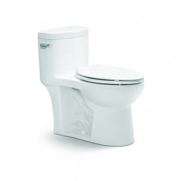 KDK A02 Jet Siphonic One-Piece Elongated Toilet