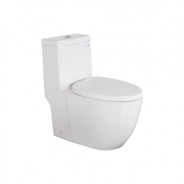 KDK A04 Jet Siphonic One-Piece Elongated Toilet