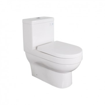 KDK A05 Jet Siphonic One-Piece Elongated Toilet