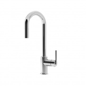 Kalia KF1115 Cite Pull Down Kitchen Faucet With Spray Head