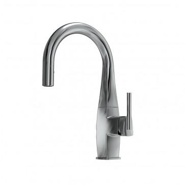 Kalia KF1275 Elito Pull Down Kitchen Faucet With Spray Head