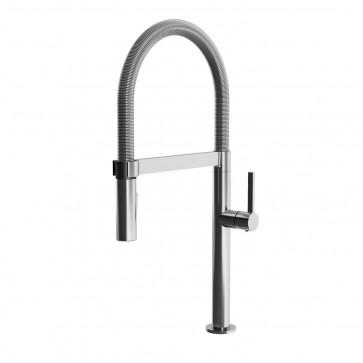 Kalia KF1548 Exki Pull Down Kitchen Faucet With Spray Head