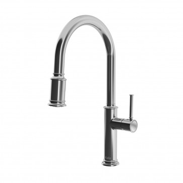 Kalia KF1658 Okasion Pull Down Kitchen Faucet With Spray Head