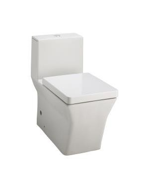Kohler K-3797 Reve Collection One-Piece Elongated Toilet with Dual Flush Technology
