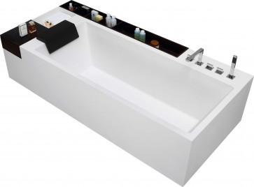 Montreux F-KL290006 Montreux Corian Freestanding Bathtop