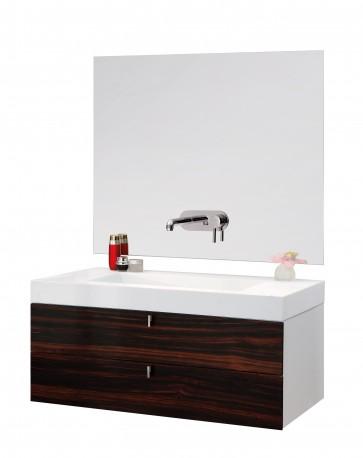 Montreux WAAPT KL810588_EB Montreux Corian Basin, Wooden Cabinet
