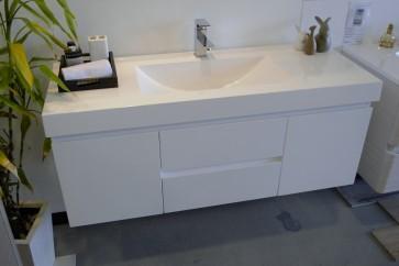 Montreux GLARUS CH032D-Resin Basin LB-206-120 Bathroom Vanity