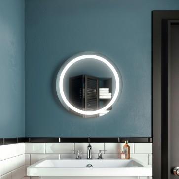 Kalia MR1660-500-001 Effect Bathroom Mirror - 24 X 24