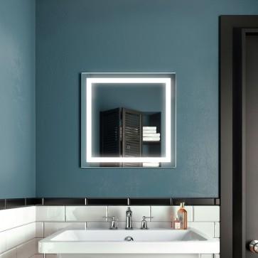 Kalia MR1662-500-001 Effect Bathroom Mirror - 24 X 24