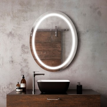 Kalia MR1674-500-001 Effect Bathroom Mirror - 30 X 38