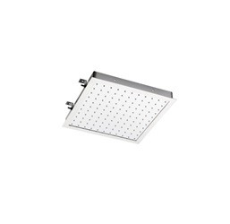 Nikles A37NX451.05-1.75N/US Stainless Steel Rainframe Quadro 300 Shower Head