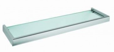 Piatti OB-23405 Avantgarde Collection Glass Single Shelf