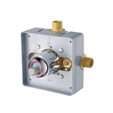 Isenberg PBV1005A Universal Fixtures Pressure Balance Valve With Integrated 2-Way Diverter