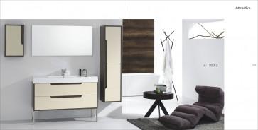 Piatti A1200 Modern Bathroom Single Vanity