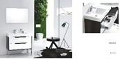Piatti A900 Modern Bathroom Single Vanity