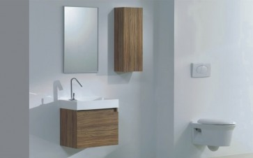 Piatti A600A Modern Bathroom Vanity Acrylic Sink