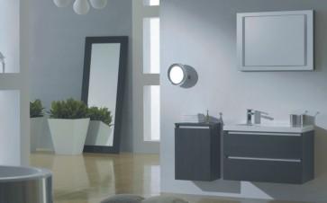 Piatti A800-1 Modern Bathroom Vanity Acrylic Sink