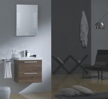 Piatti R530 Modern Design Bathroom Vanity Single Acrylic Sink