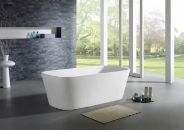 Potenza Modern Freestanding Soaking Bathtub