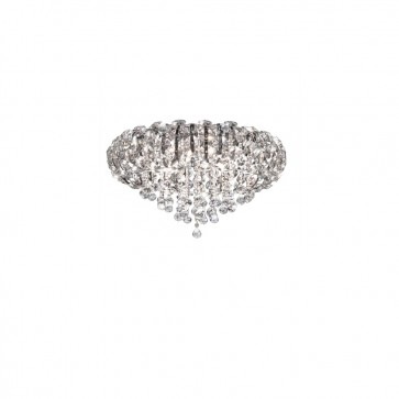 Sikrea TRILOGY-PLG Trilogy 6 Light Ceiling Lamp