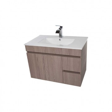 Aml 201STRATO Strato Bathroom Vanity Cabinet with Single Sink