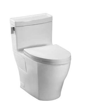 Toto-MS624214CEFG#01 Legato One-Piece 1.28GPF High-Efficiency Toilet