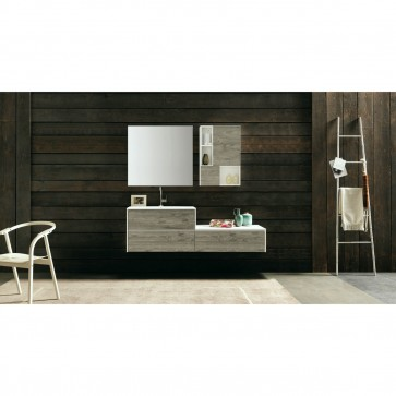 "Acquaviva Tulle 56"" Single Vanity"
