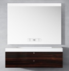 Montreux KL910588 Mirror with LED Light