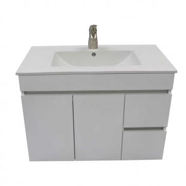 """Aml 2012000000 Zeus 40"""" Bathroom Vanity Cabinet with Single Sink"""
