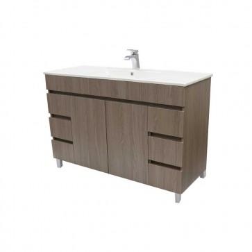 """Aml 201ZEUS Zeus 48"""" Bathroom Vanity Cabinet with Single Sink"""