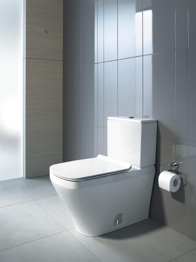 Duravit 216001 Durastyle Two Piece Toilet