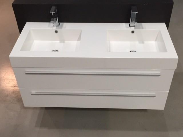 Piatti R1200 1 48 Ultra Modern Vanity Set With Mirror