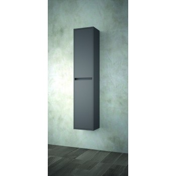 Noja 18429 Wall Mounted Column Grey Matt