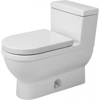 Duravit 212001 Starck 3 Toilet