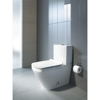 Duravit 216001 Durastyle Two Piece Toilet