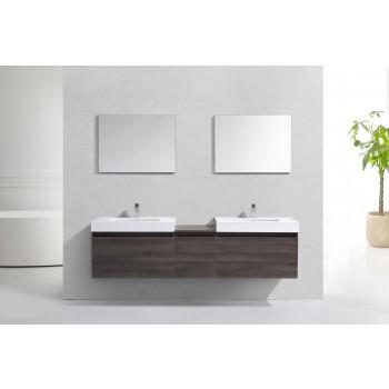Piatti A-800-5 Modern Wall Mount Bathroom Vanity