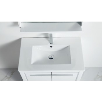 BNK BBC3618TE Venice Porcelain Bathroom Vanity Top
