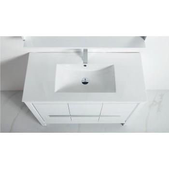 BNK BBC4018TE Venice Porcelain Bathroom Vanity Top
