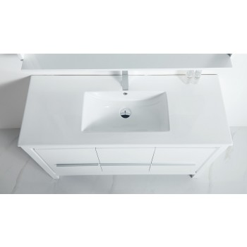 BNK BBC4818TE Venice Porcelain Bathroom Vanity Top