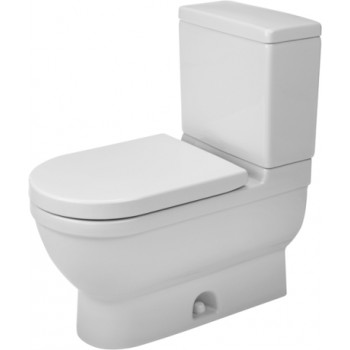 Duravit D19062 Starck 3 Two-piece Toilet