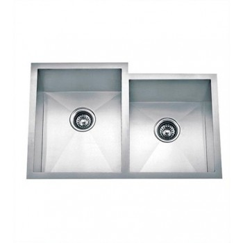 Dax-SQ-3120 Double Bowl Kitchen Sink